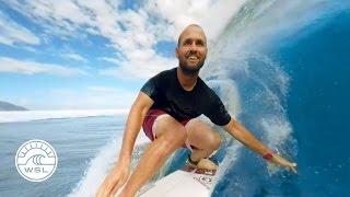 Get Barreled in Tahiti with C.J. Hobgood & Samsung Gear VR 360