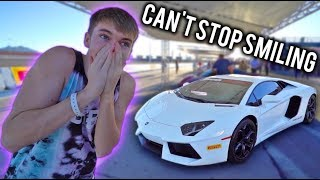 FINALLY GETTING TO DRIVE MY DREAM CAR! *200 MPH?*