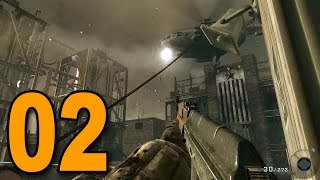 Black Ops 1 - Part 2 - Vorkuta Prison (Let's Play / Walkthrough / Playthrough)