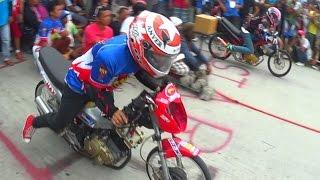 Gensan Motorcycle Drag Racing