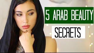 5 Ancient Arab Beauty Secrets | Daniela M Biah