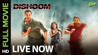 Dishoom | Full Movie LIVE on Eros Now | Varun Dhawan, Jacqueline Fernandez & John Abraham