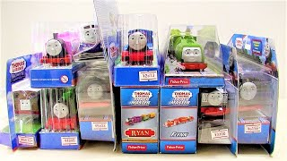 Thomas & Friends Track Master Christmas gift きかんしゃトーマス プラレール トラックマスター クリスマスプレゼント