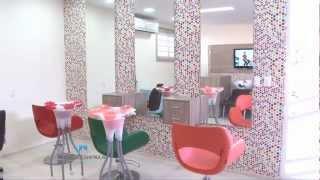 Projeto de um salão de beleza - 03-02-2013 - Programa Imóvel & Construção
