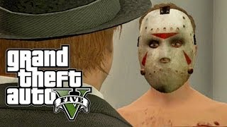 THE HOUSE GUEST (Grand Theft Auto 5 Online)