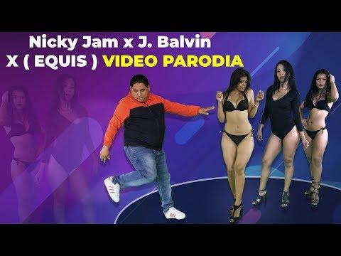 Xxx Mp4 Nicky Jam X J Balvin X EQUIS Video PARODIA JR INN 3gp Sex