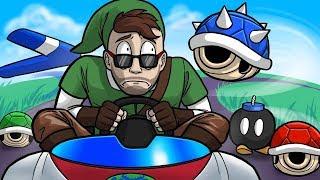 Mario Kart 8 Live Stream w/ Nogla, Wildcat, Panda, Mini, and 407!