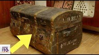 لم تكن العائلة تصدق قصص الجد المجنونة لكن عندما فتحتوا صندوقه كانت الصدمة..!!