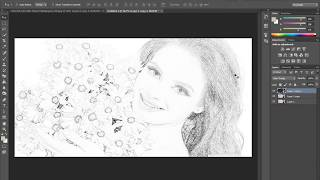 Photoshop: How to Transform Photos into Gorgeous, Pencil Drawing