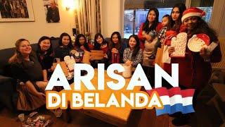HEBOH! ARISAN DI BELANDA! | REZZVLOG