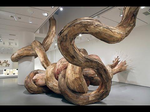 Арбоскульптура своими руками видео