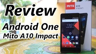 Review Android One Mito A10 Impact