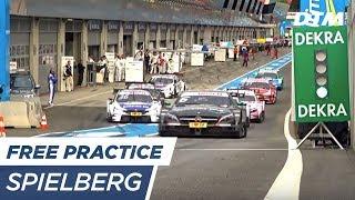 DTM Spielberg 2017 - Free Practice 1 - RE-LIVE (German)