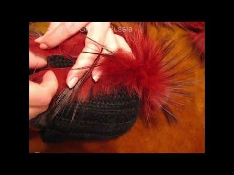 Как сшить шапку из кусочков норки своими руками 31