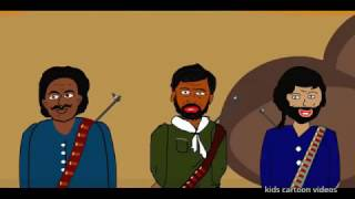 Latest Funny Viral Video | Short Animation film | Sholay