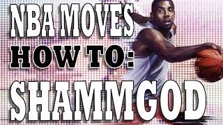 How To: Shammgod   NBA Moves   Pro Training Basketball