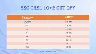 SSC CHSL Tier 1 Result 2017 - SSC 10+2 Result