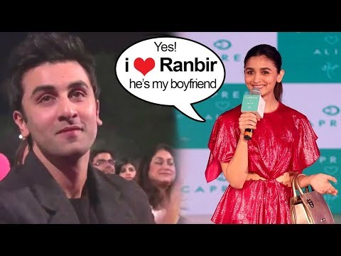 Xxx Mp4 Alia Bhatt Finally Accepts Being In A Relationship With Bf Ranbir Kapoor In Front Of Media 3gp Sex