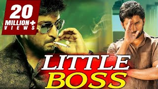 Little Boss (2018) South Indian Movies Dubbed In Hindi Full Movie | Nani, Haripriya, Bindu Madhavi