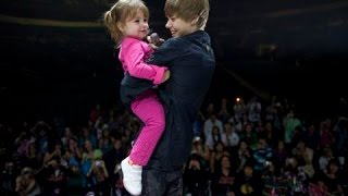 Justin Bieber and his little sister Jazmyn (Jazzy) | Best, Funny & Cute Moments 2009 – 2014