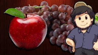 Apples and Grapes - JonTron