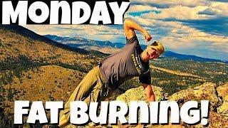 Day 1 - 6 Min Fat Burning Cardio Workout - 7 Day Fat Burning Challenge #7dayfatburningchallenge