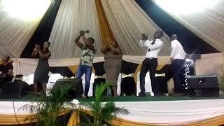 Syoni - Thula moya wam @ God's Army 2018