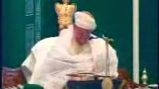 Burhanuddin moula waaz