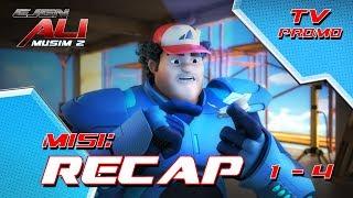 Ejen Ali - MUSIM 2 - RECAP (TV Promo)