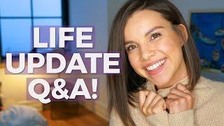 Life Update Q&A!   Ingrid Nilsen