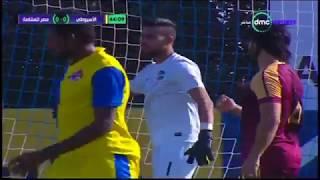 اهداف مباراة  مصر للمقاصة  VS  الاسيوطي سبورت 1-1 -الدوري المصري