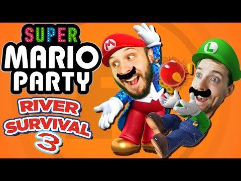 Xxx Mp4 Super Mario Party River Survival Part 3 Funhaus Gameplay 3gp Sex