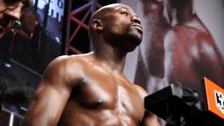 Floyd Mayweather vs. Conor McGregor: Weigh-In Live | Aug. 25 on SHOWTIME