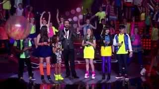 The Voice Kids Sing Happy | The Voice Kids Australia 2014