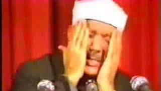 Sheikh Abdul Basit Abdul Samad: Must Listen: Surah Dhuha and Sharh