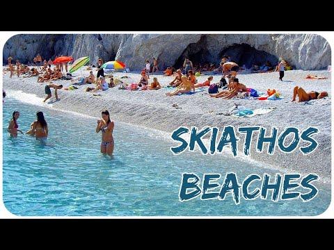 Skiathos, Greece - Beaches