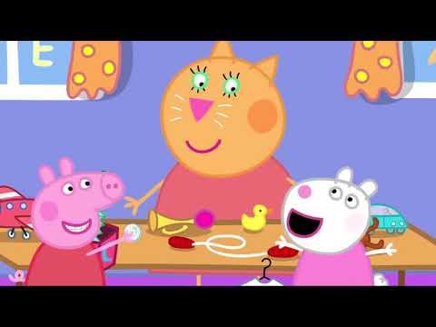 Peppa Pig en Espanol Capitulos Completos Los titeres 2 Dibujos Animados