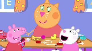 Peppa Pig en Espanol Capitulos Completos - Los titeres! 2 - Dibujos Animados