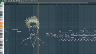 Jake Paul (Sounds Like All Star) - MIDI ART