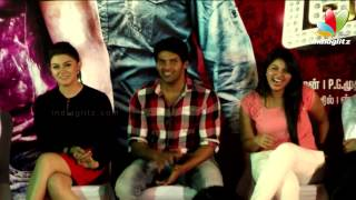 Arya talks about his relationship with Nayantara | Also about LipLock with Anjali, Hansika