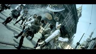 SNH48 官方MV《激流之战》  RIVER