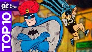 Will Arnett Counts Down the Top 10 Silliest Batman Moments