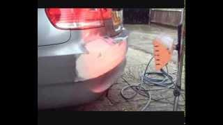 Car Bumper repairs fully mobile dent damage repair e4 chingford london