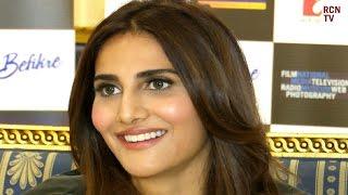 Vaani Kapoor Interview Befikre Premiere