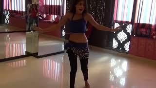 Nia sharma's belly dance