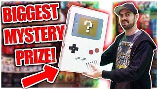 I Won The Arcade