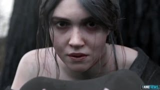The Witcher 3 Killing Monsters Cinematic Trailer
