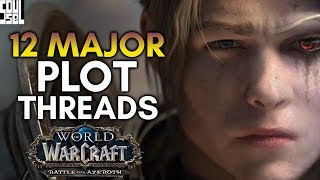 12 MAJOR Plot Points in Battle for Azeroth - World of Warcraft