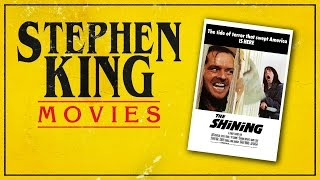 Stephen King Movies: The Shining
