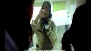 فیلمی از نسرین ستوده  در زندان